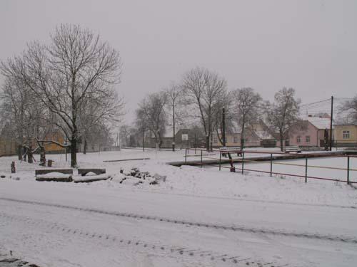 Zimní Bílov
