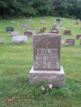 Bulín - syn Jana