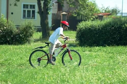 Dětský den - Bílov - červen 2006