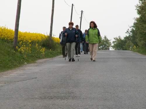 Pochod postopách slovanských bohů - květen 2007